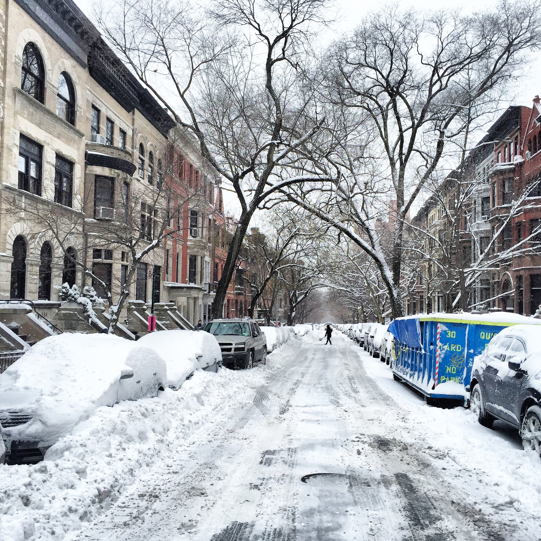 Brooklyn, Nowy Jork, Zima LTS
