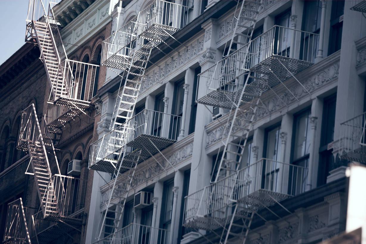 Nowojorskie mieszkanie LTS